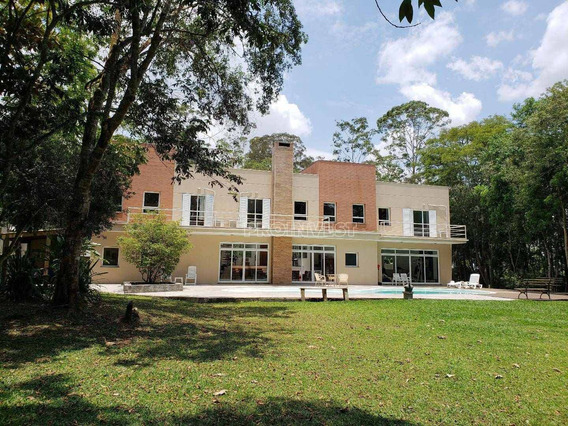 Casa Residencial À Venda, Granja Viana, Vila Real Moinho Velho, Embu - Ca4502. - Ca4502