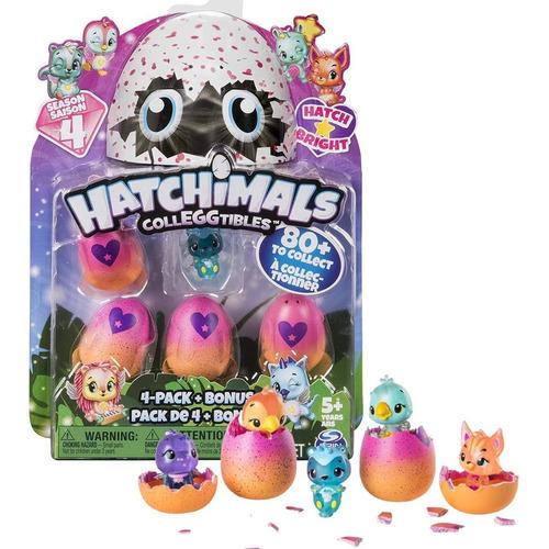 Imagem 1 de 6 de Hatchimals Colleggtibles - Com 4 Ovos  - Sunny Brinquedos