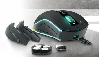 Mouse Gamdias Hades M1 Wireless Rgb