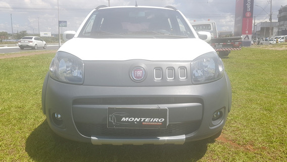 Fiat Uno 1.0 Way Flex 5p 2015