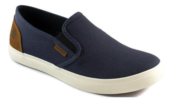 Tênis Slip On Timberland Hampton Canvas Tb0a1wvh433