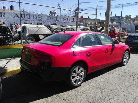 Audi A4 6cil. Motor 3.0 2009 Solo X Partes