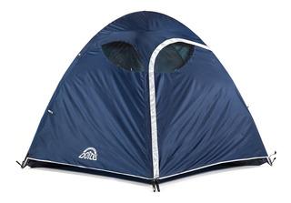 Carpa Doite Atom 4 Pers. Nuevo Modelo Impermeable P/ Camping