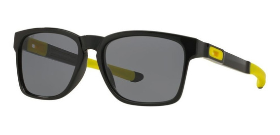 Gafas Oakley Catalyst Vr46 Polished Black W/grey