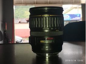 Vendo Ou Troco Lente Canon 28-135mm Ultrasonic