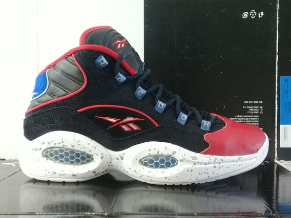 Reebok Question Mid Iverson (28cm) Chicago Bred Retro Jordan
