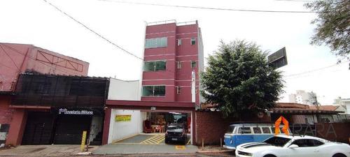 Imagem 1 de 16 de Sala Para Alugar, 107 M² Por R$ 4.500/mês - Santa Terezinha - São Bernardo Do Campo/sp - Sa0217