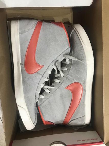 Zapatillas Nike Bruin Lite Mid Dama!!!! Talle 7