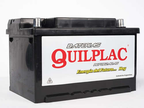 Bateria Auto Quilplac 12v X 65ah. Quilmes. Serv. A Domic.