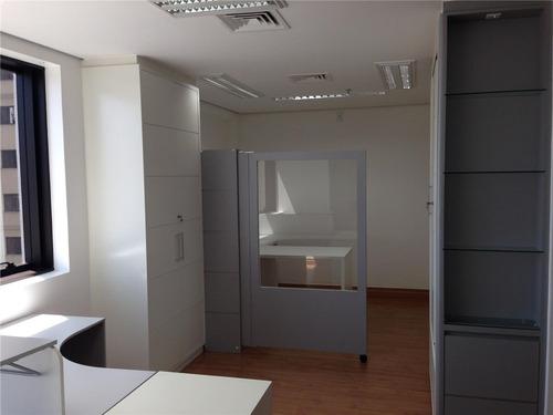 Imagem 1 de 6 de Sala Para Aluguel, 1 Vaga, Paraíso - Santo André/sp - 71720