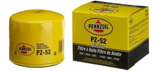 Pennzoil Pz52 Regular Spinon Oil Filter