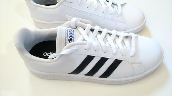Tênis adidas Original Grand Court Base Confortável Masculino