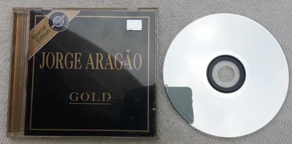 Cd Jorge Aragão Edição Especial Gold