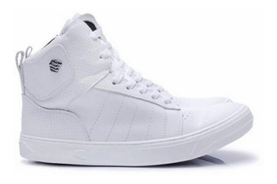Tênis Hardcore Footwear Sneaker Couro - Bota Treino Fitness