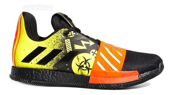 Toxic adidas Reactive Harden 3 Sneakershark