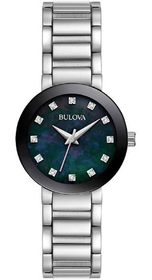 Relógio Bulova Feminino Analógico 96p172