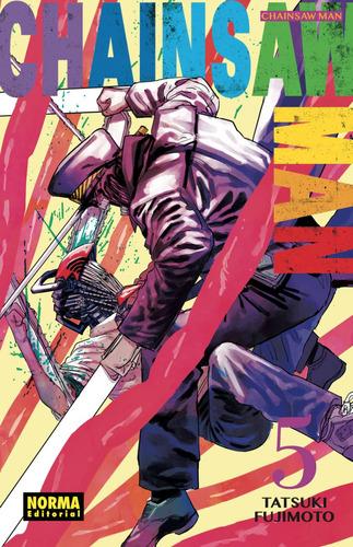 Imagen 1 de 6 de Chainsaw Man #5
