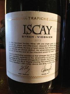 Iscay Syrah Viognier X6 Unid Vino Envio Gratis Pais Y Cuotas