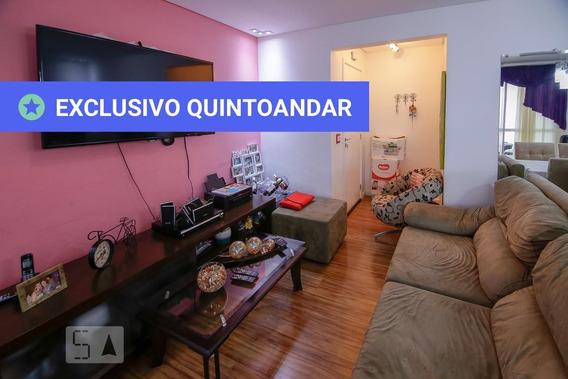Apartamento No 19º Andar Com 3 Dormitórios E 2 Garagens - Id: 892971479 - 271479