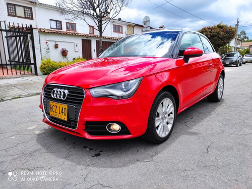 Audi A1 2014 1.4 Tfsi Ambition Plus