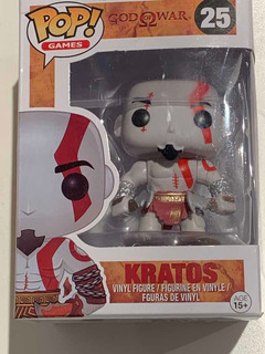 Kratos Tipo Funko Pop , Kratos , God Of War ( Alternativo )