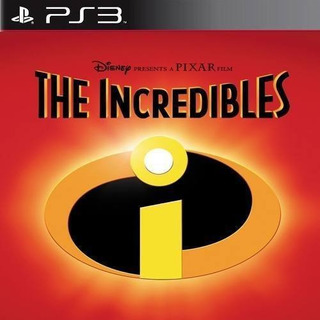 Os Incriveis - Infantil - Jogos Ps3 Playstation 3