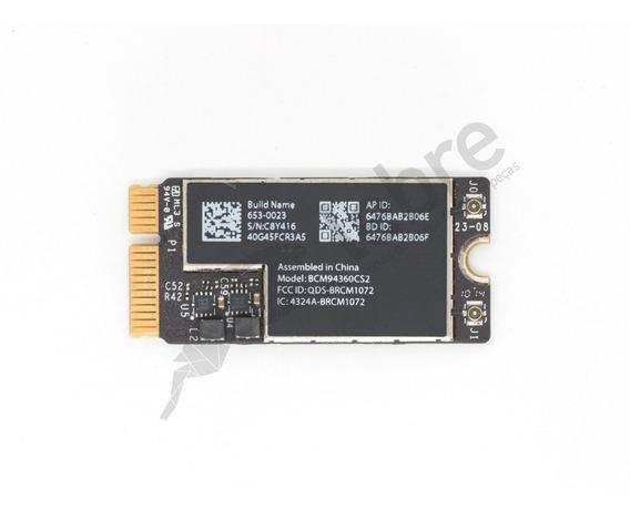 Wifi Bluetooth Airport Macbook Air A1465 A1466 Z653-0023