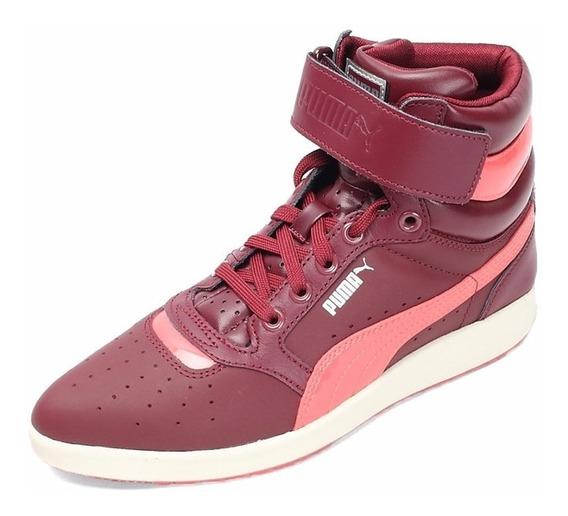 Tênis Puma Sky Point Sneaker Mid Style, A Pronta Entrega.
