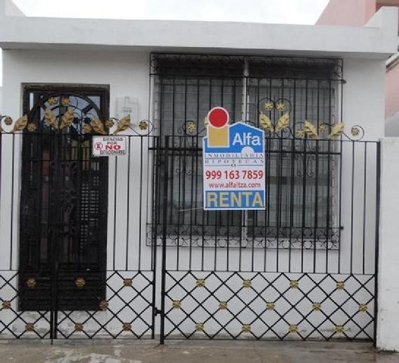 Departamento Tipo Estudio Amueblado En Renta En Residencial Pensiones Mérida (yucatán)