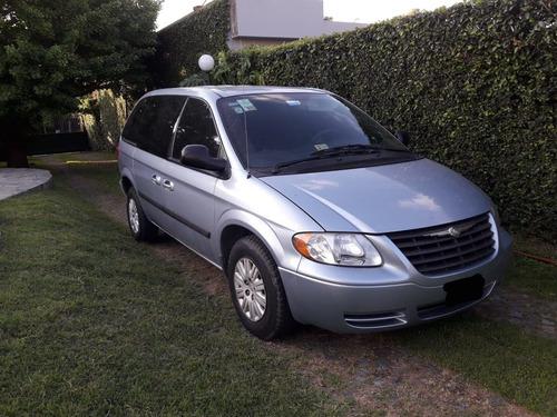Chrysler Town & Country 2007 Titul 3 Filas 7 Asiento Caravan