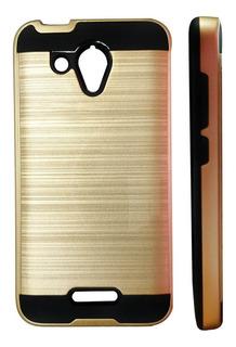Forro Case Telefono Alcatel Tetra 5044r Dorado