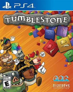 Tumblestone Ps4 Juego Cd Blu-ray Nuevo Original Físico Sellado En Stock Entrega Inmediata