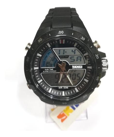 Relógio Masculino Skmei Analógico/digital Luxo