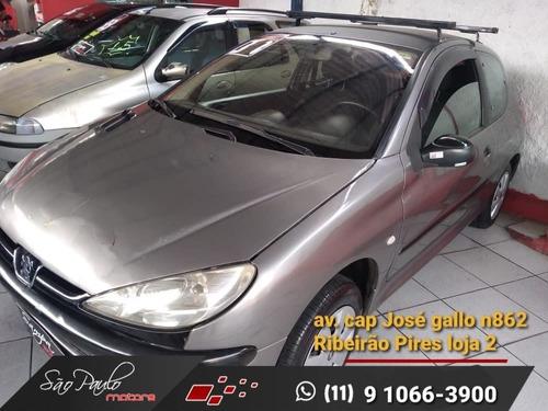Imagem 1 de 6 de Peugeot 206 Selection 1.0 16v 3p Gasolina 2001
