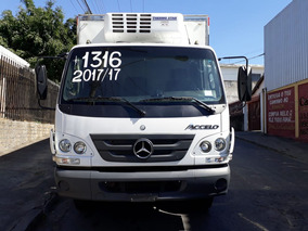 Mercedes Benz Accelo 1316truck Ano 17/17