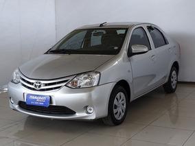 Toyota Etios 1.5 X Sedan 16v Flex 4p Manual (2483)