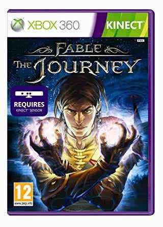 Fable The Journey - Xbox 360 - Mídia Física Original
