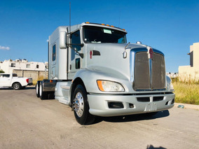 Kenworth T660 Año 2010 Para Placas Federales Impecable
