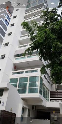 Imagen 1 de 7 de Apartamento 2hab Moderno C/area Social, Piscina Y Lobby,naco