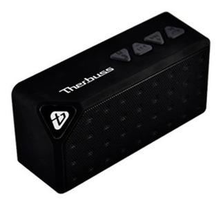 Parlante Portatil Therbuss Sp255p Bluetooth Envío Gratis.