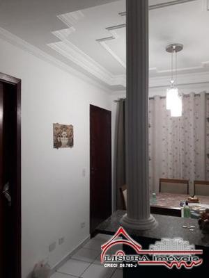 Casa Em Condomínio No Cid Salvador Jacareí Sp Estuda Troca!! - 5638