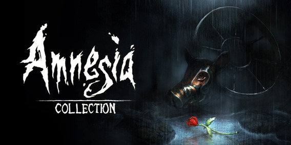 Amnesia Collection Pc - Steam Key