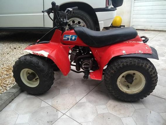 Quadriciclo Suzuki 50 Cc