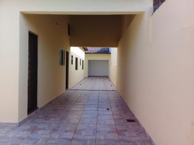Casa Lado Praia Venda/ Aluga Definitivo Em Suarão Itanhaém - 93