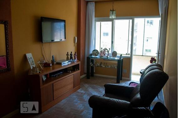 Apartamento No 4º Andar Mobiliado Com 3 Dormitórios - Id: 892982124 - 282124