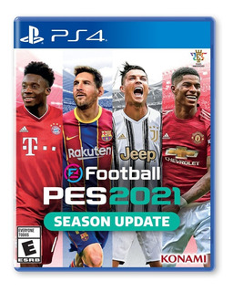 Pro Evolution Soccer 2021 - Playstation 4