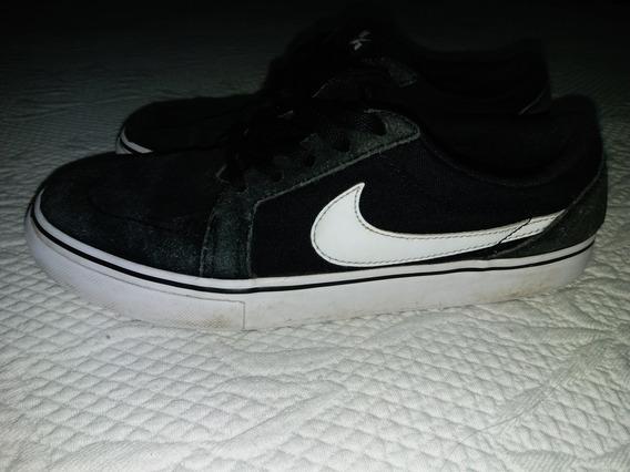 Nike Sb Negras En Buen Estado