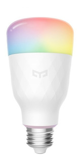 Yeelight Xiaomi Lampara Led Rgbw E27 9w Wifi
