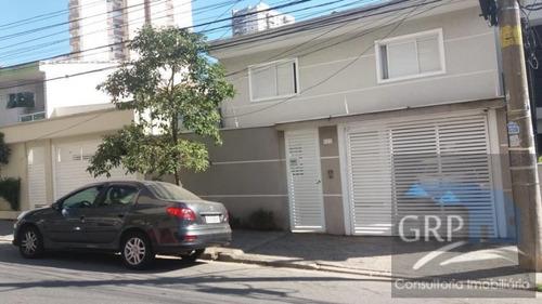 Sobrado Para Venda Em Santo André, Vila Bastos, 3 Dormitórios, 1 Suíte, 2 Banheiros, 5 Vagas - 6653_1-982398