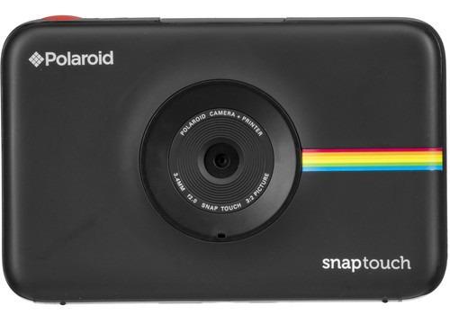 Câmera Digital Instantanea Polaroid Snaptouch Env Hj Nfe